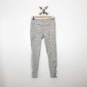 Gray Marble leggings super soft size m